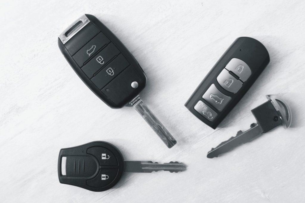 Autoschlüssel nachmachen lassen für Stuttgart .